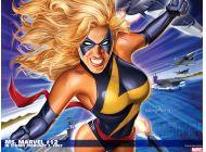 Ms. Marvel (1977) #12 Wallpaper