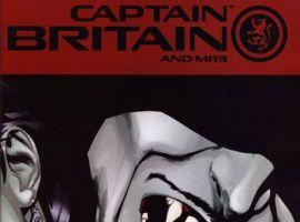 CAPTAIN BRITAIN AND MI13 #10 cover by Stuart Immonen