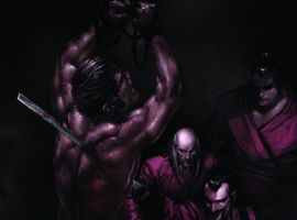 SHADOWLAND: GHOST RIDER #1 preview art by Clayton Crain 6