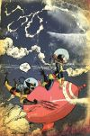 Wolverine: First Class #19 cover by Skottie Young