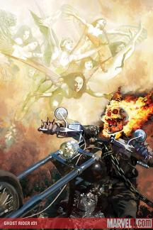 Ghost Rider (2006) #31