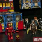Marvel Toys at Diamond Booth Toy Fair 2010
