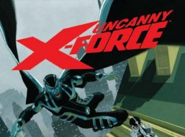 Image Featuring Wolverine, X-Force, Archangel, Deadpool, Fantomex