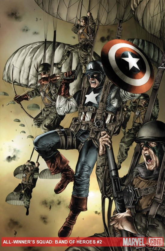 ALL-WINNERS SQUAD: BAND OF HEROES #2 cover