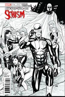 X-Men: Schism (2011) #5 (X Printing Variant)