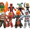 Marvel vs. Capcom 3 Minimates Wave 1