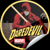 Daredevil #9 sticker