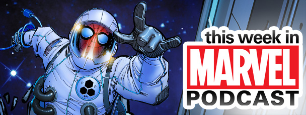 Download Episode 18 of the 'This Week in Marvel'