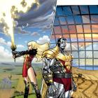 Avengers Vs. X-Men #6 preview art by Olivier Coipel