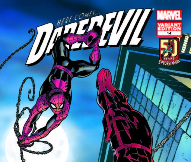 DAREDEVIL 14 ASM 50TH ANNIVERSARY MCGUINNESS VARIANT