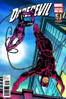 Daredevil (2011) #14 (Asm 50th Anniversary Variant)