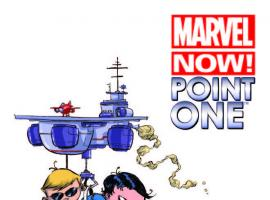 MARVEL NOW! POINT ONE 1 YOUNG BABY VARIANT (NOW, WITH DIGITAL CODE)