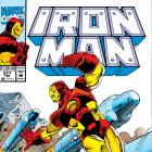 Iron Man (1968) #277 Cover