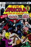 Tomb of Dracula (1972) #54 Cover