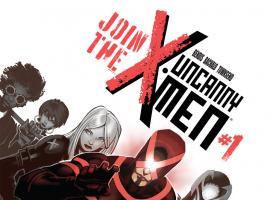 UNCANNY X-MEN (2013) #1 (Hastings Variant) Cover