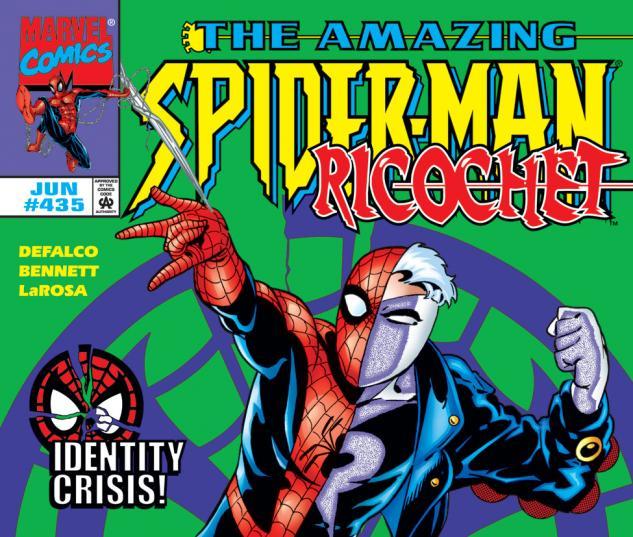 Amazing Spider-Man (1963) #435 Cover