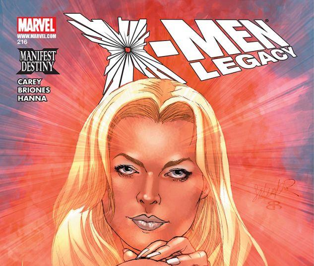 X-Men Legacy (2008) #216