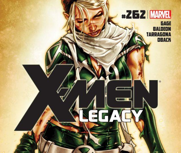 X-Men Legacy (2008) #262