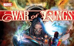 WAR OF KINGS (HARDCOVER) - cover art