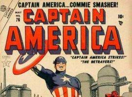 Captain America (1941) #76 cover