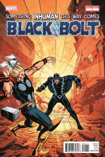 Black Bolt: Something Inhuman This Way Comes #1