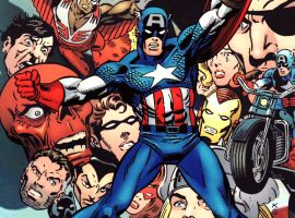 Follow the History of Captain America Pt. 14