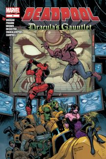 Deadpool: Dracula's Gauntlet (2014) #4
