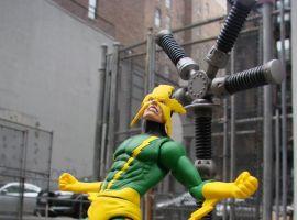 Marvel Select Spider-Man vs. Electro Figure Set