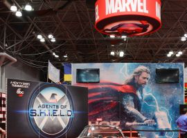 Booth Events at NYCC 2014
