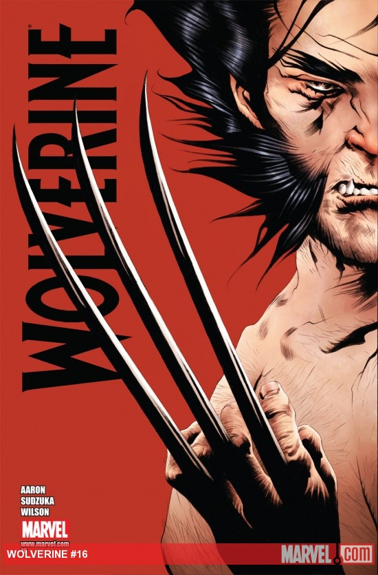 Wolverine (2010) #16
