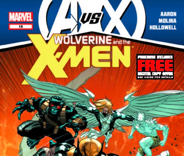 WOLVERINE &amp; THE X-MEN 15 (AVX, WITH DIGITAL CODE)