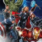 Avengers at Best Buy