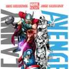 UNCANNY AVENGERS 1 AVENGERS VARIANT (NOW, WITH DIGITAL CODE)