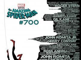 Amazing Spider-Man #700 50th Anniversary Variant