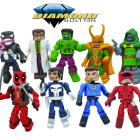 Best of Marvel Minimates Series 2 Coming Soon