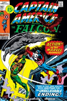 Captain America (1968) #142