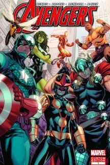Avengers: Heroes Welcome (2013) #1