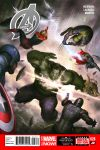 AVENGERS 28 (ANMN, WITH DIGITAL CODE)