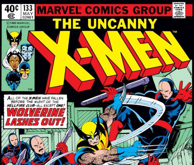 Uncanny X-Men (1963) #133 Cover
