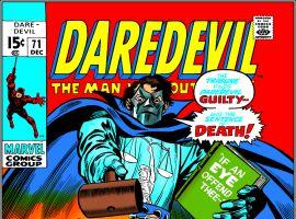 Daredevil (1963) #71