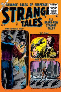 Strange Tales #47