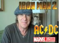 Iron Man 2: AC/DC Sweepstakes! Message from B
