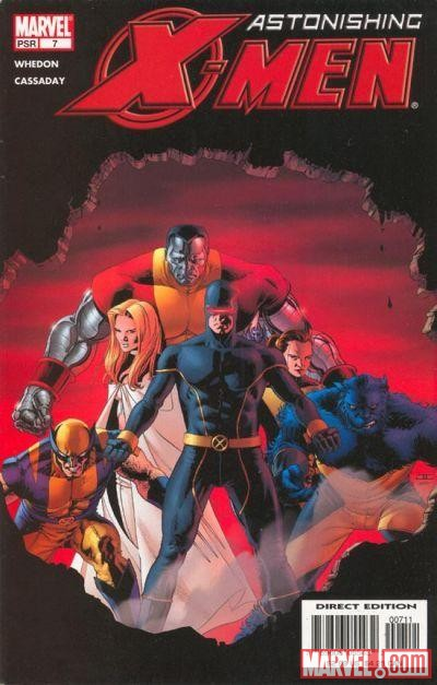 Image Featuring Cyclops, Emma Frost, Kitty Pryde, Wolverine, X-Men, Beast