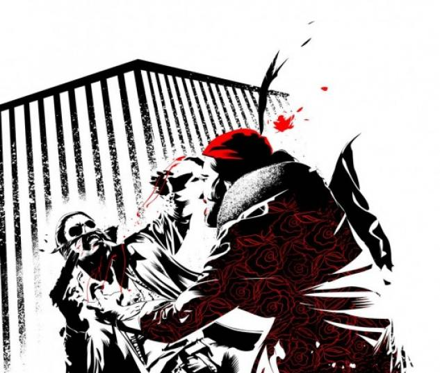 Punisher Noir (2009) #4 (CALERO VARIANT)