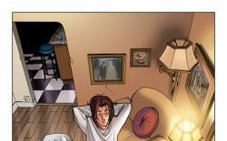 ULTIMATE COMICS SPIDER-MAN #2 interior art by David Lafuente