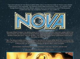 NOVA #26, intro page