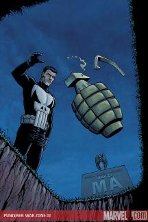 Punisher: War Zone (2008) #2