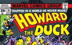 Howard the Duck #18