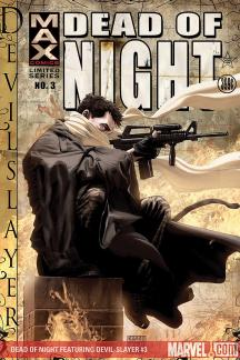 Dead of Night Featuring Devil-Slayer (2008) #3