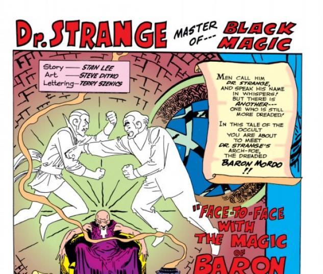 Strange Tales #111